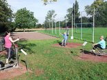 Motion parks: Free fitness equipment for everyone