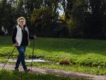 [Translate to English:] Nordic Walking an der Elz